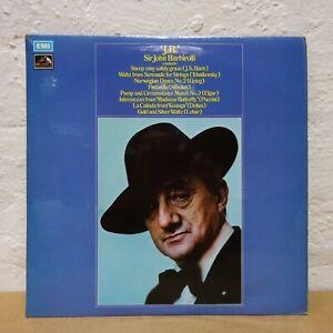 SEOM 10 SIR JOHN BARBIROLLI CONDUCTS Various Composers  HMV STERE LP NM