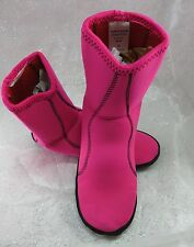 Henderson Aquatics Old Style River/Dive Boots/Socks Size M Neon Pink