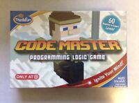 New Thinkfun Code Master Programming Logic Game Single Player