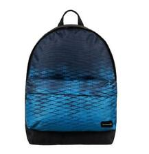 Quiksilver BACKPACK School Surf Travel Bag New - EQYBP03406 Black Blue