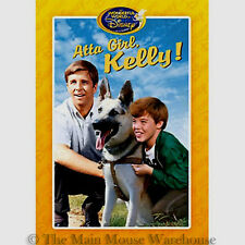 The Wonderful World of Disney Atta Girl, Kelly! Rare Family Dog Movie on DVD