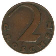 Österreich 1. Republik 2 Groschen 1926 A37690