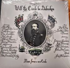 """NITTY GRITTY DIRT BAND - WILL THE CIRCLE BE UNBROKEN """" VINYL """" NEW, FACTORY SEAL"""