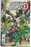 Captain America Sam Wilson #6 2016 1st Full App Joaquin Torres as the Falcon