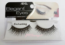 NIB~ Ardell Elegant Eyes ENCHANTING Glitter False Eyelashes Fake Lashes Black