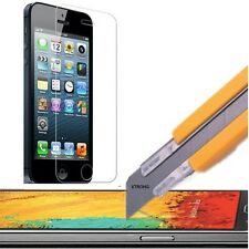 Premium Real Tempered Glass Screen Protector Guard Cover Skin Apple iPhone 5 5G