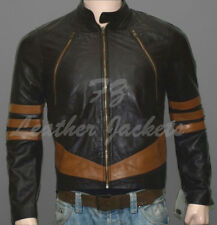 X-Men Wolverine Logans XO Real Leather Jacket - ALL SIZES AVAILABLE