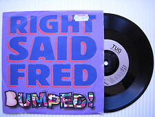 Right Said Fred - Bumped / Turn Me On, TUG Records SNOG-7 Ex