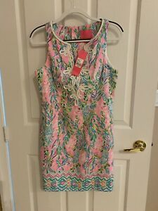 lily pulitzer dress size 8