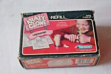 1981 KRAZY CLONE Refill No. 60040 Kenner 6 UNOPENED Packs Weird Toys