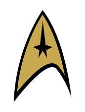 Magnetic Badge - Star Trek Insignia (Next Generation Voyager Deep Space Nine)