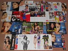 55+ FREIDA PINTO Magazine Clippings