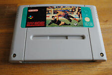 Jeu SOCCER SHOOT OUT pour Super Nintendo SNES version PAL