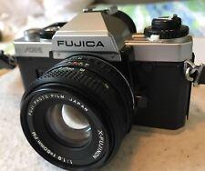 Vintage 35mm Film Camera Fujica Vintage AX-1 Film Camera Camera