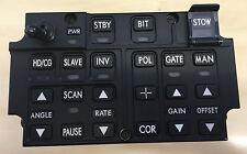 Ex RAF Aircraft Cockpit Bae LRU/WRA Control Switch Unit