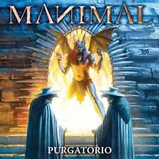 MANIMAL - Purgatorio - Digipak-CD - 884860222723