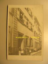 ~1910 Foto AK Heidelberg Apothekergasse 16 Kinder
