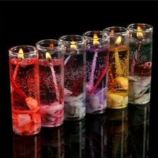 Crystal Jelly Candle Flickering Tea Light