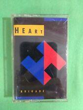 HEART Brigade C4 91820 Cassette Tape
