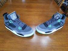 outlet store b7d43 5b515 Air Jordan Retro 4 Green Glow Size 12