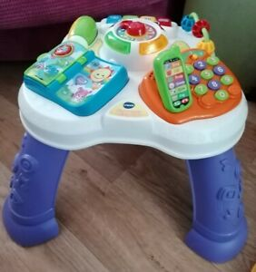 VTech Play & Learn Baby Activity Table - Multicoloured (148003)