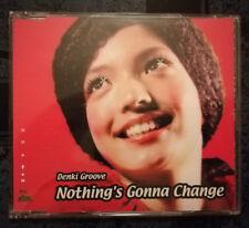 "CD Denki Groove ""Nothing´s Gonna Change"" - Maxi, Dance, Electr, House, neuwertig"