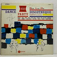 Dance Party Discotheque: Compose Records LP Vinyl Stereo (Pop)