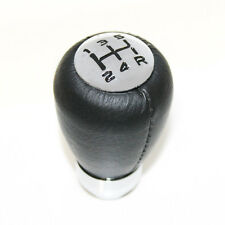 Leather Gear Shift Knob Insert For Skoda Roomster Yeti Fabia Octavia Superb