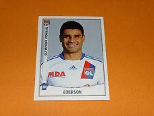 224 EDERSON OLYMPIQUE LYON OL GERLAND PANINI FOOT 2011 FOOTBALL 2010-2011
