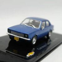 1:43 Altaya IXO Chevrolet Chevette Luxo 1973 Diecast Models Boy Toys Car Blue