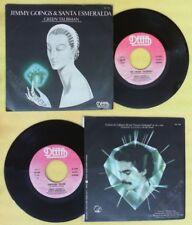 LP 45 7''JIMMY GOINGS & SANTA ESMERALDA Green talisman Fortune no cd mc dvd vhs