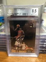 1993 Stadium Club Michael Jordan #1 Basketball Card