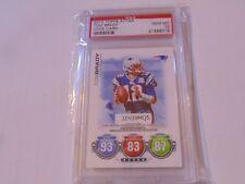2010 Topps Attax Tom Brady Code Card PSA 10 New England Patriots