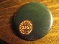 John Jameson JJ&S Irish Whiskey Ireland Advertisement Pocket Lipstick Mirror