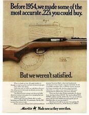 1975 MARLIN Model 99C .22 Autoloader Rifle VTG PRINT AD