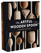 The Artful Wooden Spoon Notecard Set by Josh Vogel