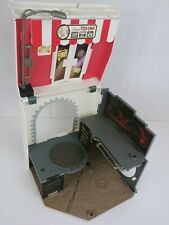 2012 Teenage Mutant Ninja Turtles TMNT Anchovy Alley Pop-Up Pizza Playset