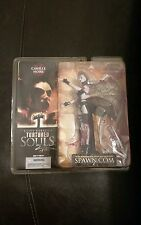 New 2002 Clive Barker's Tortured Souls 2 Camille Noire Action Figure Spawn