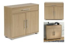 Buffet Storage Cabinet Dining Room Sideboard Kitchen Server Wood Accent Cupboard