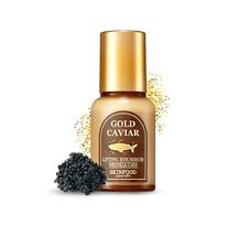 SKINFOOD Gold Caviar Lifting Eye Serum [Wrinkle Care] 30ml - Korea Cosmetic