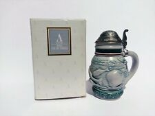 1992 Avon Endangered Species The Sperm Whale Mini Stein #005156 With Box