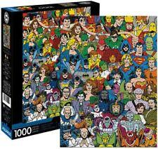 Aquarius 1000pcs DC Comics Retro Cast Jigsaw Puzzle