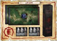 Fantasy Football Pitch and Dugout Mat Clan Human (Blood Bowl Compatible)