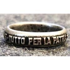 Anello - Tutto per la Patria (19,5mm) 1915 Grande guerra