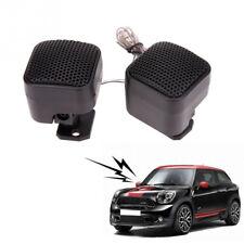 2Pcs 12V 500W Universal Auto Audio Music Stereo Loud Speaker Car Tweeter Grace