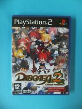 DISGAEA 2 RARE UK PAL VERSION NEW & SEALED Sony PlayStation 2 PS2 PAL Video Game