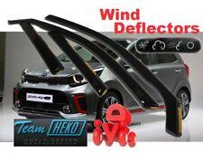 KIA PICANTO III  2017 -   5.doors  Wind deflectors  4.pc  HEKO  20177