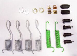 Drum Brake Hardware Kit Rear,Front Centric 118.56001
