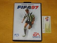 FIFA 97 x SEGA MEGA DRIVE NUOVO NEW PAL VERSION