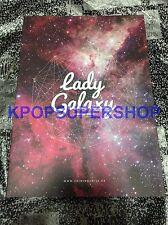 Tiffany of Girls' Generation SNSD Shining Smile Photobook Lady Galaxy Photobook